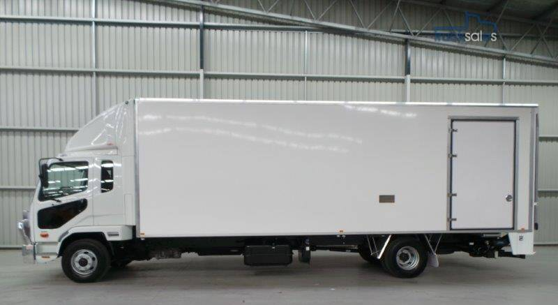 Truck Size 50m3
