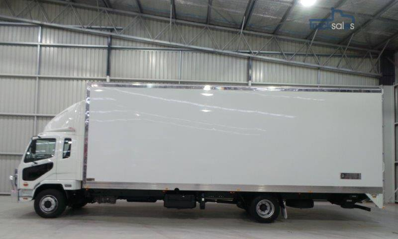 Truck Size 60m3