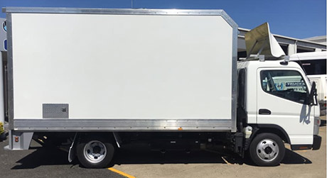 Truck Size 20m3